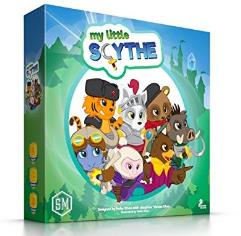 Scythe - My Little Scythe