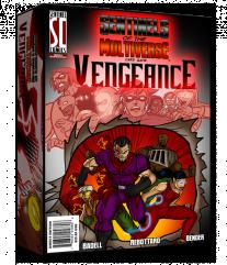 Sentinels of the Multiverse - Vengeance