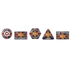 British Token Set