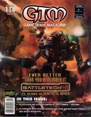 "#114 ""D&D 4e Scenario, Battletech 25th Anniversary, Rogue Trader RPG"""