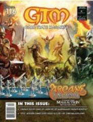 """#116 """"Arcane Legions CMG, Warhammer Fantasy Roleplay Relaunch, Dragon Age RPG"""""""