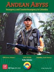 Andean Abyss - Insurgency and Counterinsurgency in Columbia (2nd Edition)