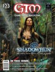 "#123 ""Shadowrun - Hitting New Peaks After 20 Years, Warhammer Invasion - The Enemy Cycle, Dresden Files Preview"""