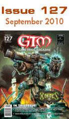 "#127 ""Captain Gunnbjorn, Magestorm, Dust Tactics"""