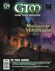 "#129 ""Mansions of Madness, Heroes of Graxia, Pathfinder - Bestiary II"""