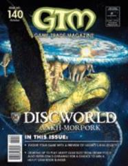 "#140 ""Discworld Ankh-Morpork, Game of Thrones Second Edition, Risk Legacy"""