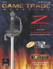 "#15 ""Legacy of Zorro RPG Quick Start Rules & Adventure"""