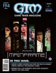 "#194 ""Android - Mainframe, Marvel Heroclix - The Uncanny X-Men, Simon's Cat Card Game"""
