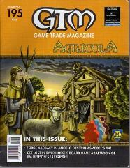 "#195 ""Agricola, Ra, Labyrinth"""