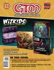"""#210 """"Wizkids' Latest Board Game Releases of 2017!, Trouble Doesn't Get Any Bigger Than Big Trouble in Little China - The Game!"""""""