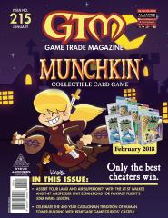 "#215 ""Munchkin Collectible Card Game, Fantasy Flight Star Wars Legion, Castell"""