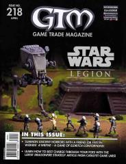 "#218 ""Star Wars Legion, A'Writhe, Courage of your Convictions"""