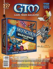 #227 'Munchkin Warhammer 40,000, Star Wars X-Wing Wave III, Space Base'