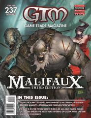 "#237 ""Malifaux Third Edition, Defend the Apha Quadrant, The Race is on for the Unhappiest Ending of All!"""