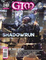 "#240 ""Dramatic Evolution - Cutting Black, 30 Nights and Shadowrun - Sixth World"""