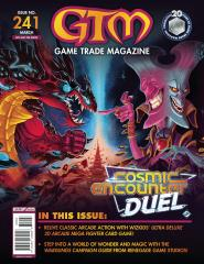 "#241 ""Cosmic Encounter Duel, Ultra Deluxe 2D Arcade Mega Fighter Card Game, Wardlings Campaign Guide"""