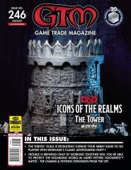 """#246 """"Icons of the Realms the Tower, Clank Adventuring Party, Kitara"""""""