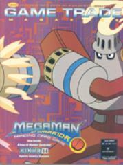 """#52 """"Megaman NT Warrior, Memoir 44 Figure Insert & Scenario"""""""