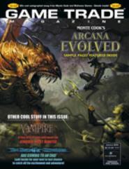 "#59 ""Vampire - The Eternal Struggle Promo Card, Arcana Evolved"""