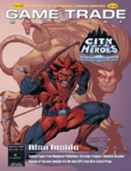 "#69 ""City of Heroes, Kobolds Ate My Baby, Vampire - The Eternal Struggle Promo Card"""