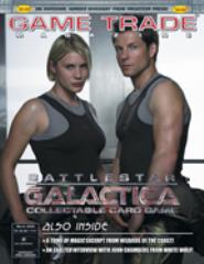 """#73 """"Battlestar Galactica CCG, Tome of Magic, Exalted 2nd Edition"""""""
