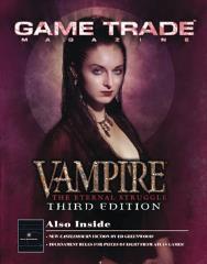 "#79 ""Vampire the Eternal Struggle 3rd Edition, Castlemourn Fiction"""
