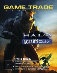 "#89 ""Halo Action Clix, Hordes Evolution Preview, Eve Card"""