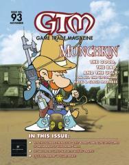 "#93 ""Munchkin, Talisman, Pirates!, Exclusive Memoir 44 Figure!"""