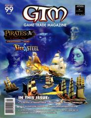 "#99 ""Pirates of the Cursed Sea - Fire & Steel, Fantasy Flight's Mutant Chronicles"""