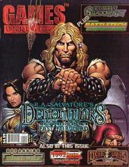 """#26 """"R.A. Salvatore's Demon Wars"""""""