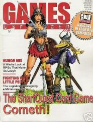"#7 ""Guns in D20, SnarfQuest Card Game"""