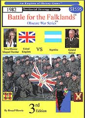 Battle for the Falklands (3rd Edition)
