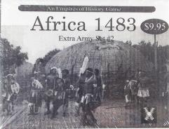 Africa 1483 - Extra Army Set #2