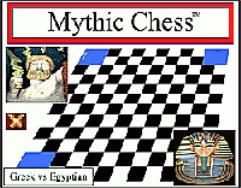 Mythic Chess - Greek vs. Egyptian