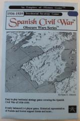 Spanish Civil War, The (1st Edition)