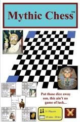 Mythic Chess - Greek vs. Egyptian (Deluxe Edition)