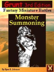 Monster Summoning Sourcebook
