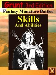 Skills and Abilities Sourcebook