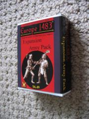Europe 1483 (2nd Edition) - Extra Armies Packs #1 (8)