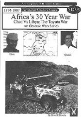 Africa's 30 Year War - Chad vs. Libya, The Toyota War