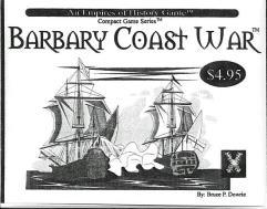 Barbary Coast War (1st Edition)
