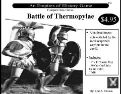 Battle of Thermopylae (1st Edition)