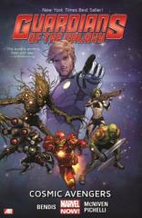 Guardians of the Galaxy - Cosmic Avengers
