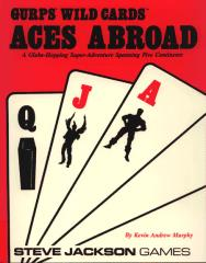Wild Cards - Aces Abroad