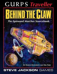 Behind the Claw