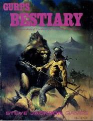 Bestiary (1st Edition)