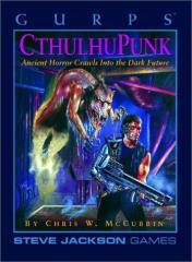 CthulhuPunk (1st Printing)