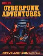 Cyberpunk Adventures