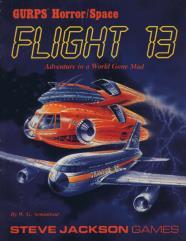 Horror/Space - Flight 13