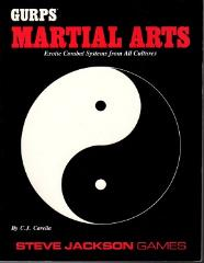 Martial Arts (1st Edition)